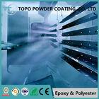 Polyurethane Polished Aluminum Powder Coat RAL 1000 Color High